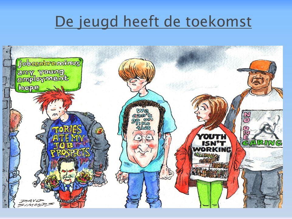 De jeugd heeft de toekomst Uitwerking proces door; Esther Radia Mieke Ruben Rene