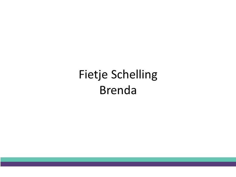 Fietje Schelling Brenda