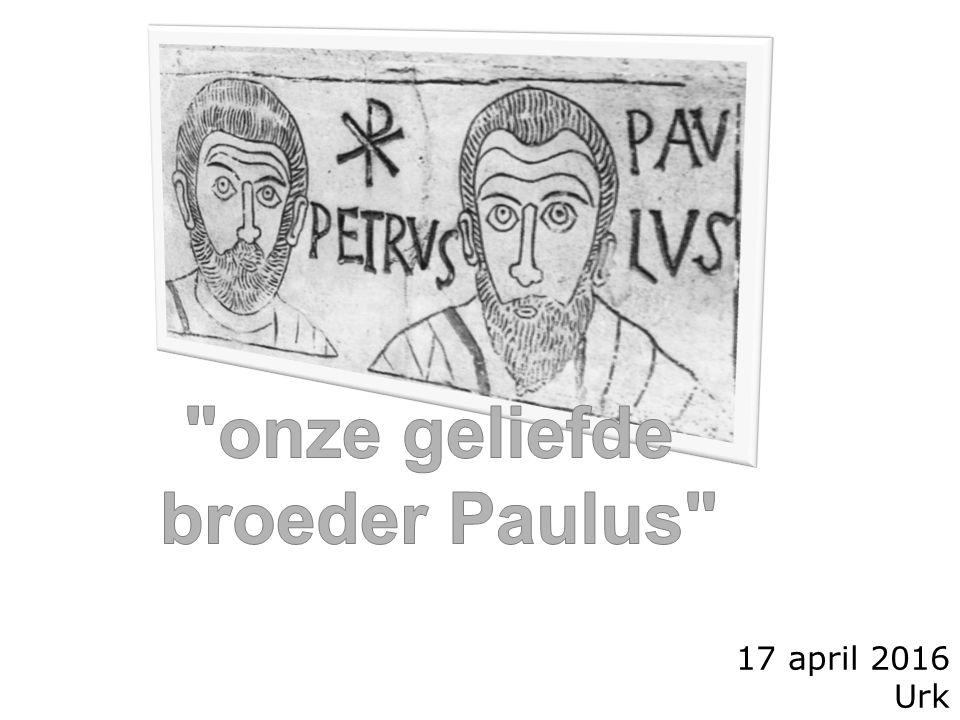 de 2e Petrus-brief...1. geschreven aan Joden... apostel te zijn van de besnijdenis...
