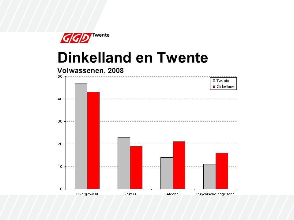 Dinkelland en Twente Volwassenen, 2008