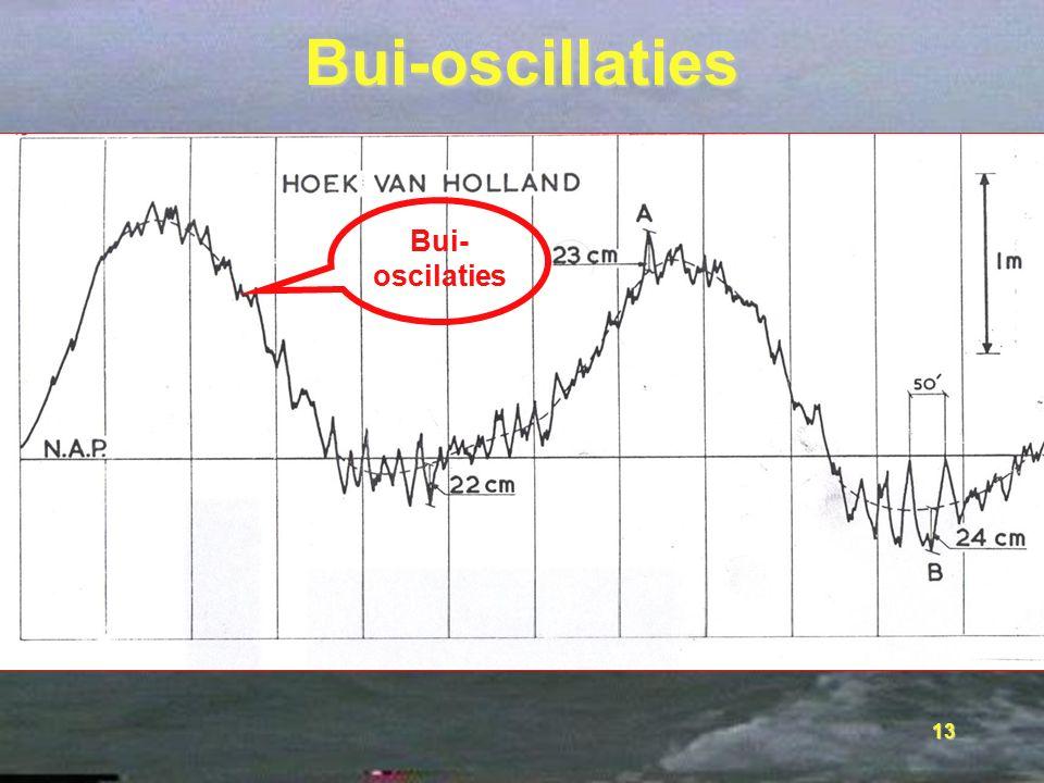 13 Bui-oscillaties Bui- oscilaties