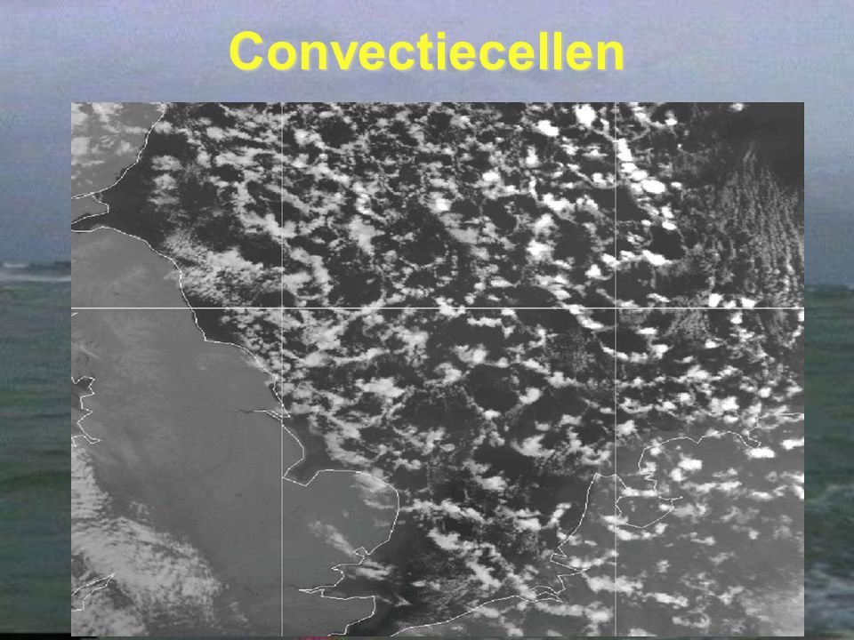 19 Convectiecellen