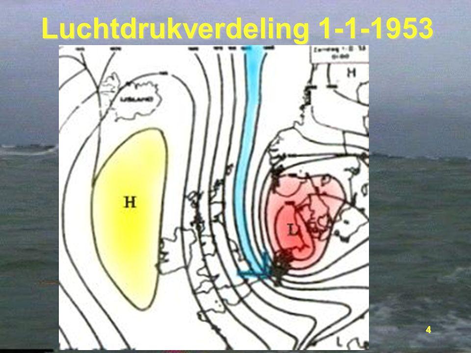 5 Op- en afwaaiing Mate van op- en afwaaiing is afhankelijk van een aantal factoren: WindsnelheidWindsnelheid Strijklengte van de windStrijklengte van de wind WindrichtingWindrichting WaterdiepteWaterdiepte Vorm van de kustVorm van de kust LocatieLocatie