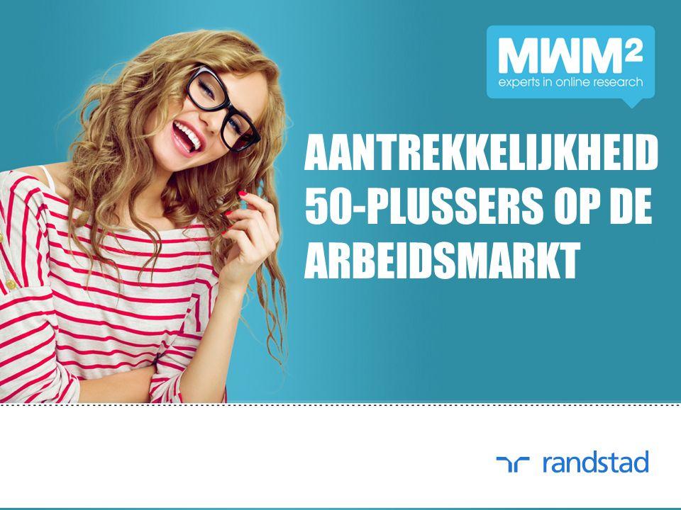 AANTREKKELIJKHEID 50-PLUSSERS OP DE ARBEIDSMARKT