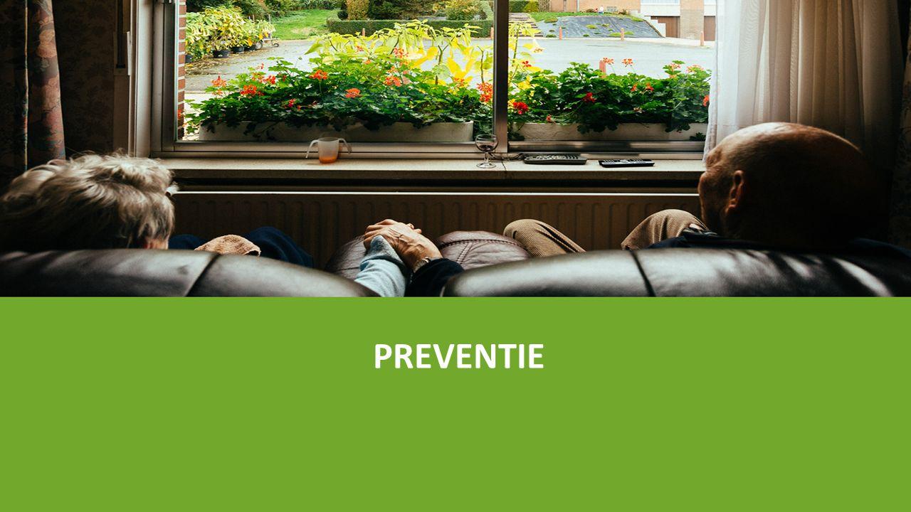 o Bemoeizorg werd preventieve woonbegeleiding o LAC Wonen o Uitdagingen – Aangepaste huisvesting voor mensen uit residentiële voorzieningen – Woongarantie
