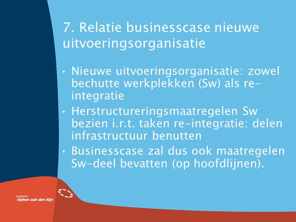 6. Regionale aspecten Aanvraag samen indienen met Rijnstreekgemeenten + Boskoop; Vijf gemeenteraden vooraf (voor 30 april a.s.) vragen om goedkeuring
