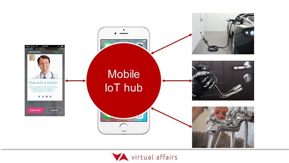 Mobile IoT hub