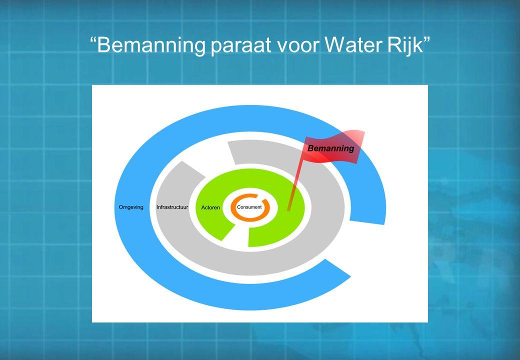 """""""Bemanning paraat voor Water Rijk"""""""