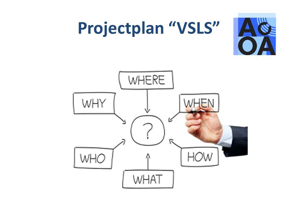 Projectplan VSLS
