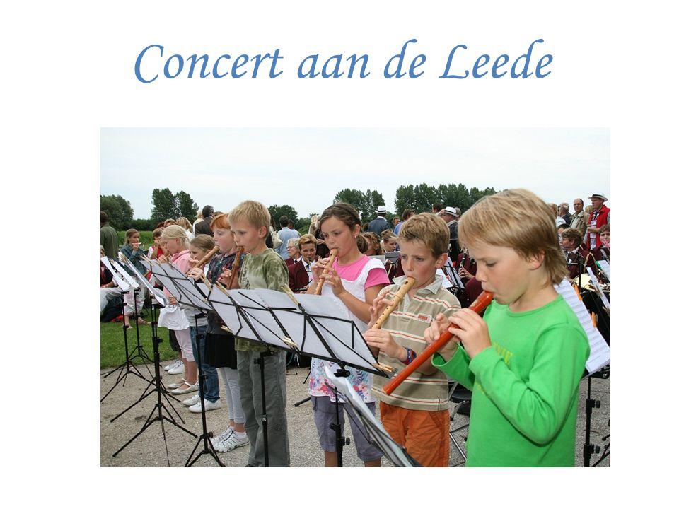 Concert aan de Leede