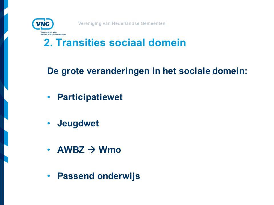 Vereniging van Nederlandse Gemeenten 3.Wmo 1.