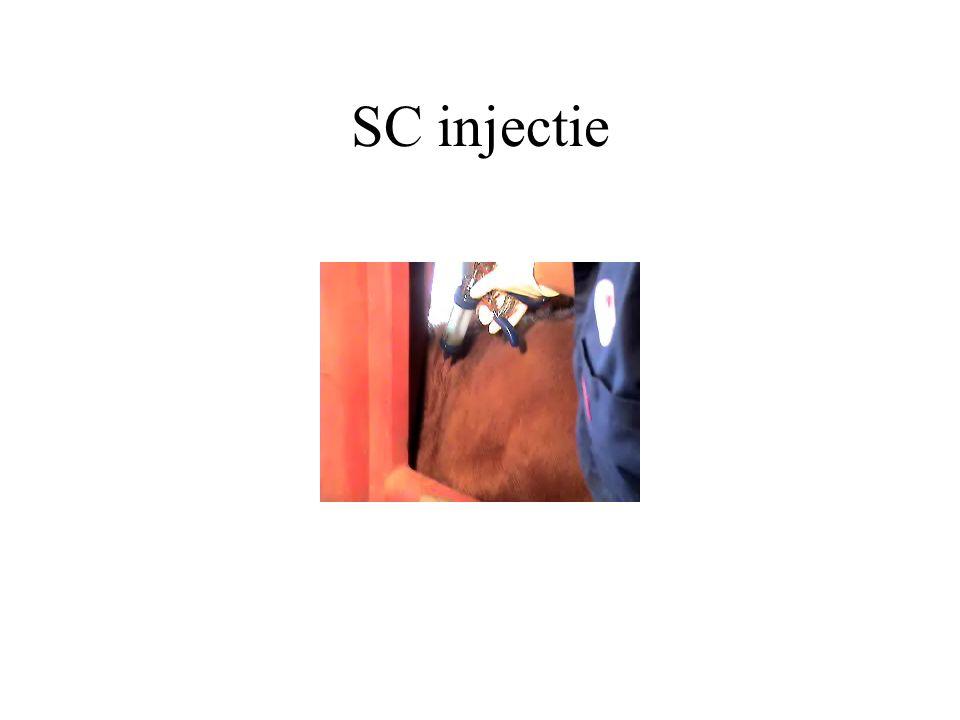 SC injectie