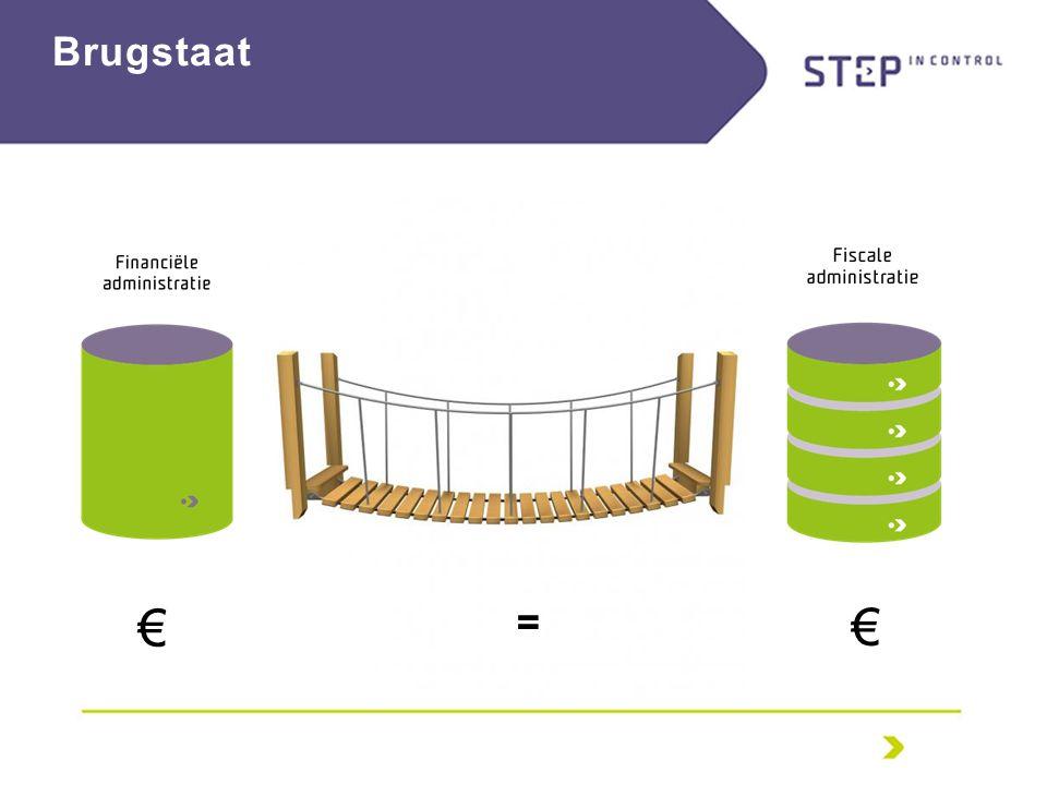 Brugstaat € € =
