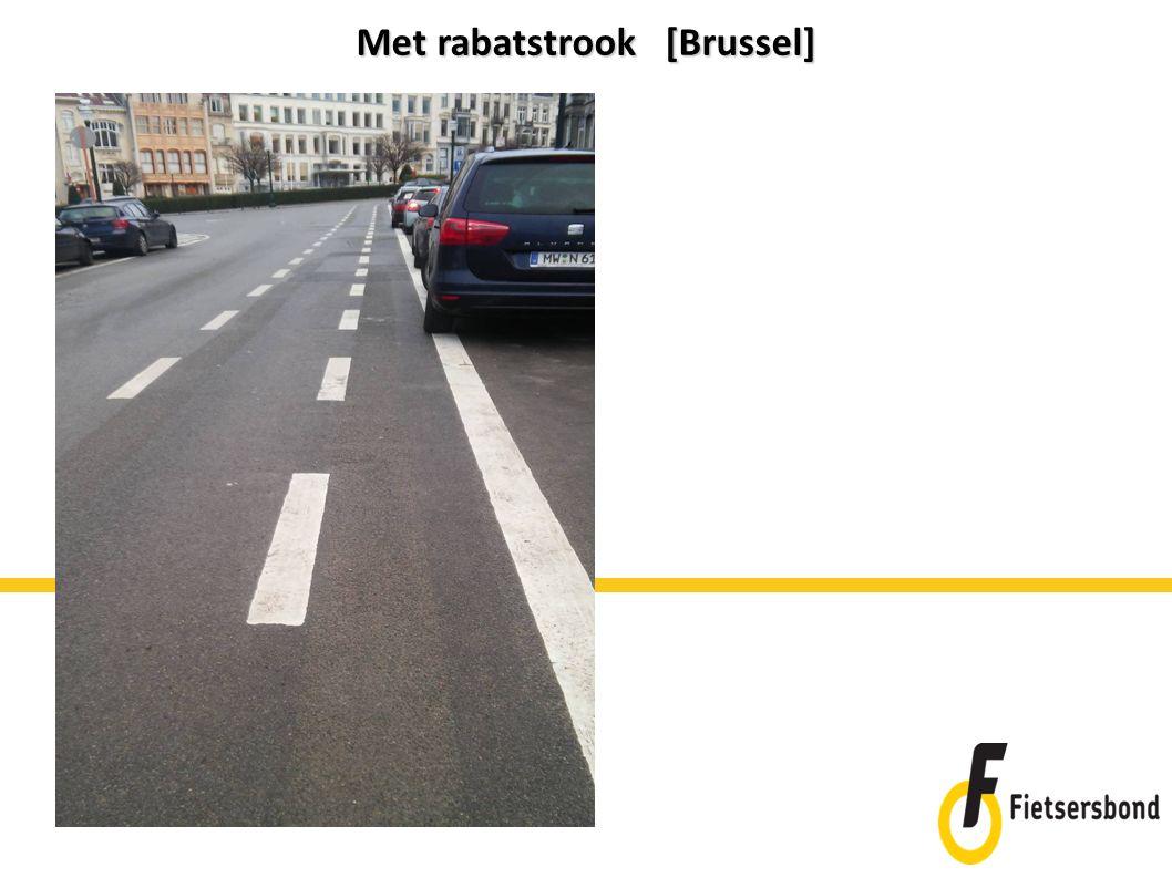 Met rabatstrook [Brussel]