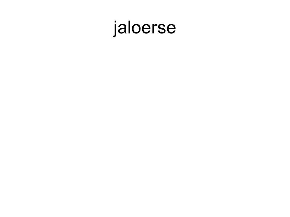 jaloerse