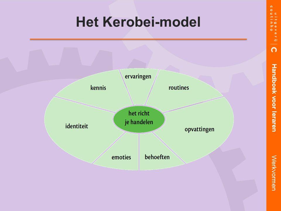 Het Kerobei-model Handboek voor leraren Werkvormen
