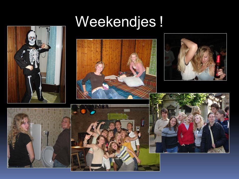 Weekendjes !