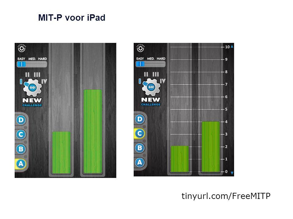 MIT-P voor iPad tinyurl.com/FreeMITP