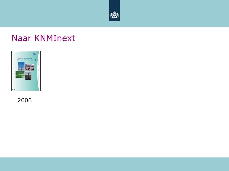 Naar KNMInext 2006