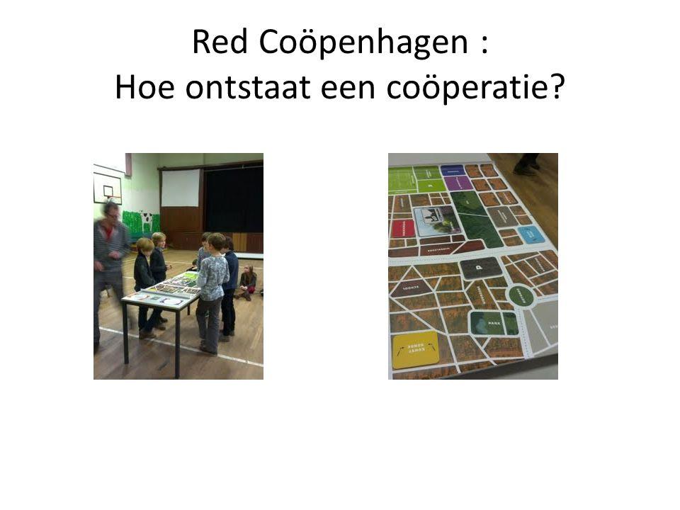 Red Coöpenhagen : Hoe ontstaat een coöperatie?