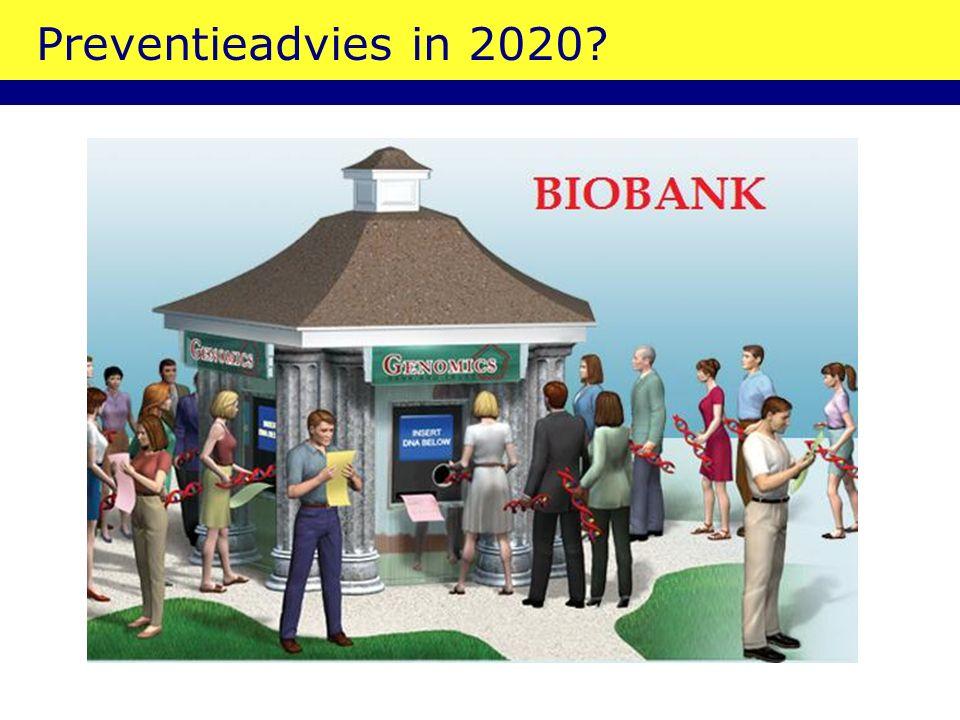 Preventieadvies in 2020?
