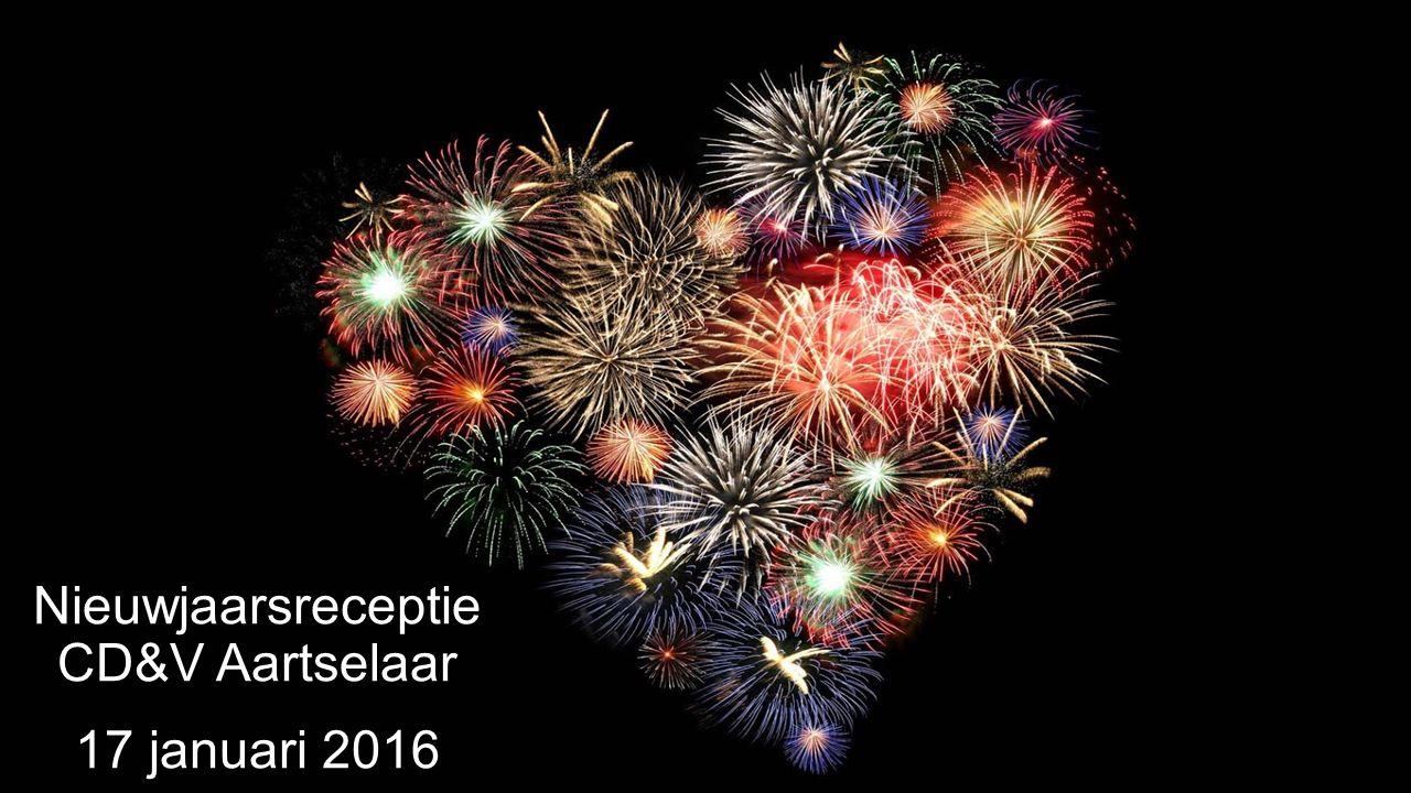 Nieuwjaarsreceptie CD&V Aartselaar 17 januari 2016