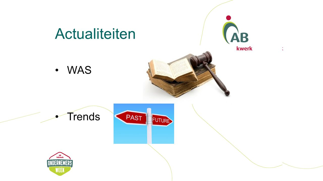 Actualiteiten WAS Trends