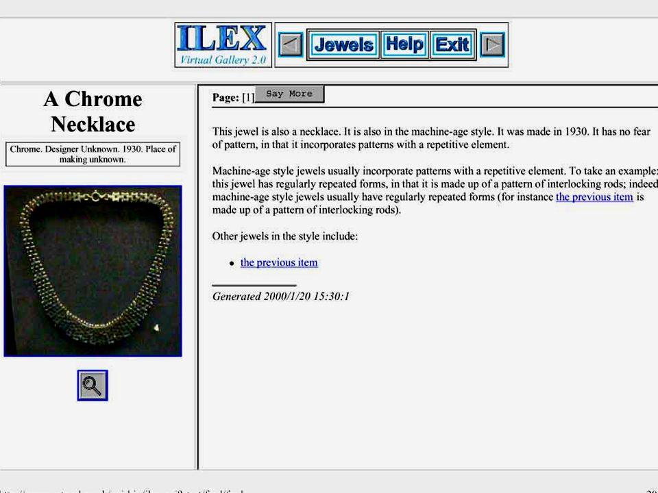 Communiceren met multimediale informatiesystemen van tekst tot tekst-en-beeld analyseren van multimediale presentaties