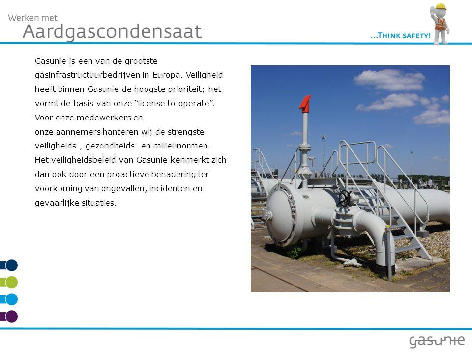 Gasunie is een van de grootste gasinfrastructuurbedrijven in Europa.
