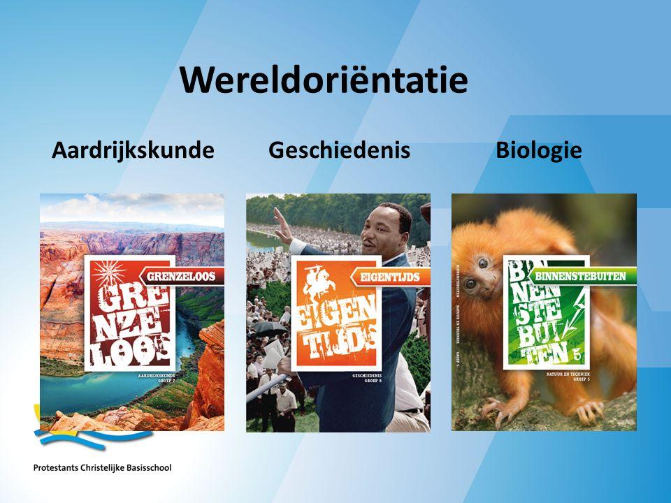 Wereldoriëntatie AardrijkskundeGeschiedenisBiologie