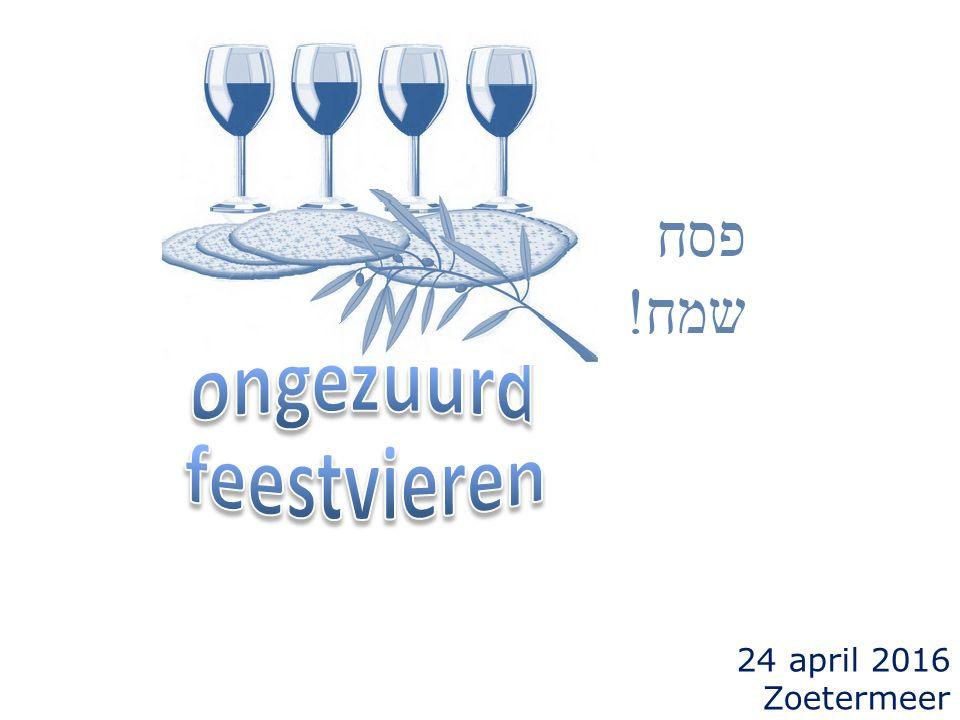 24 april 2016 Zoetermeer