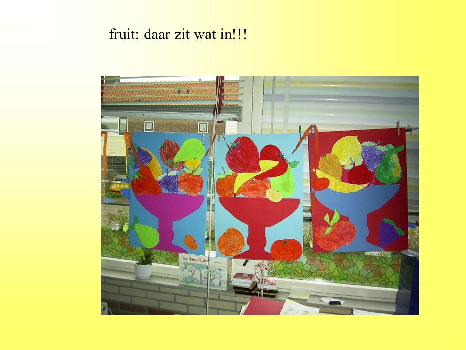 fruit: daar zit wat in!!!