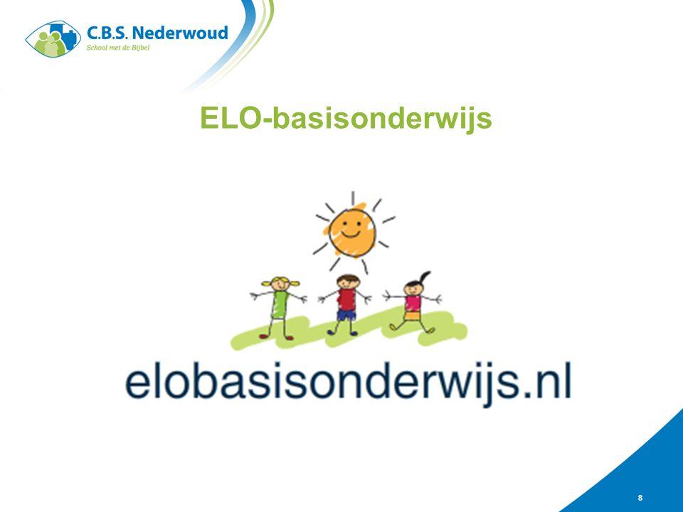 ELO-basisonderwijs 8