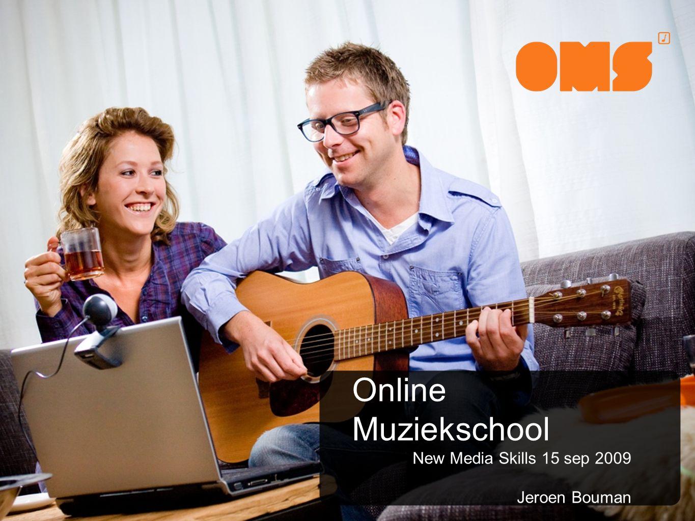 Overzicht Het bedrijf www.onlinemuziekschool.nl Het product Prijsstelling Promotie Onderzoeksvragen