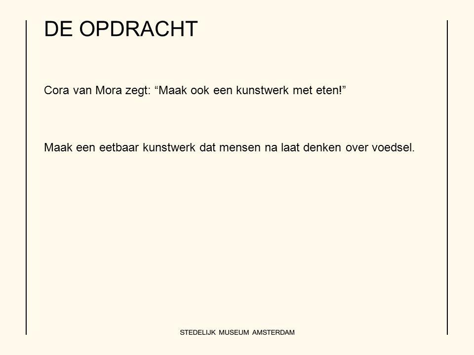OVER DE KUNSTENAAR Katja Gruijters (1970) in het kort: -Woont in Amsterdam en is food designer.