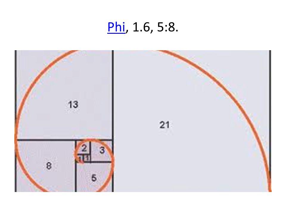 PhiPhi, 1.6, 5:8.