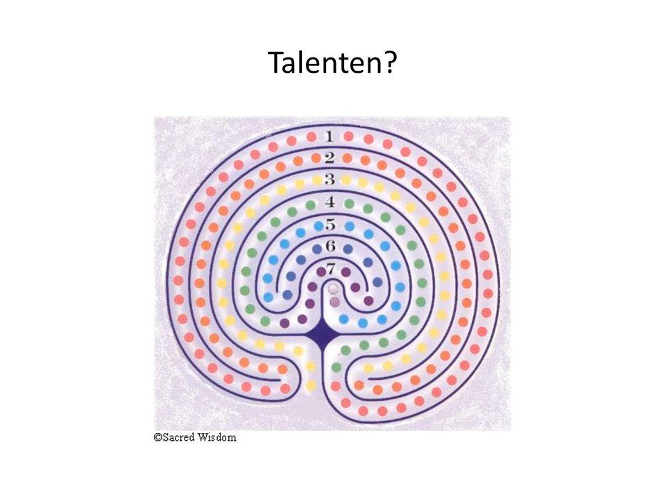 Talenten?