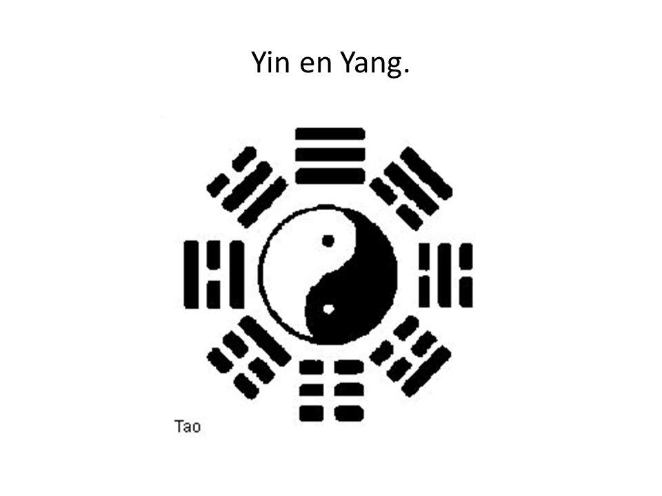 Yin en Yang.
