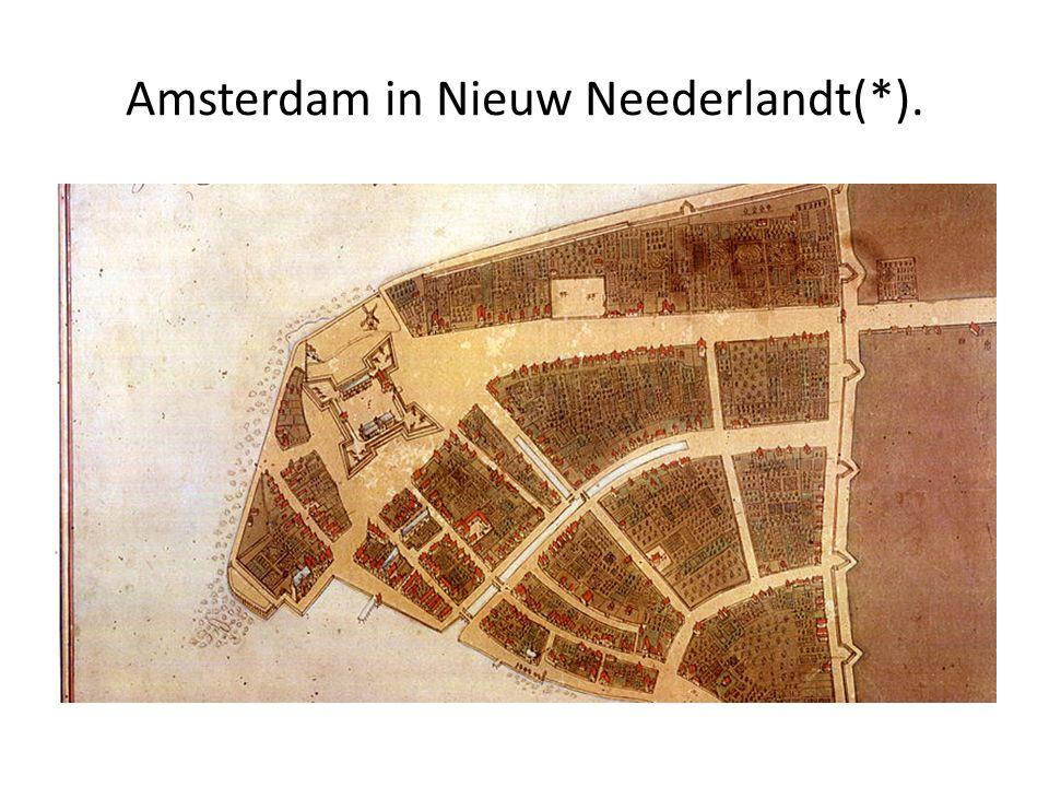 Amsterdam in Nieuw Neederlandt(*).