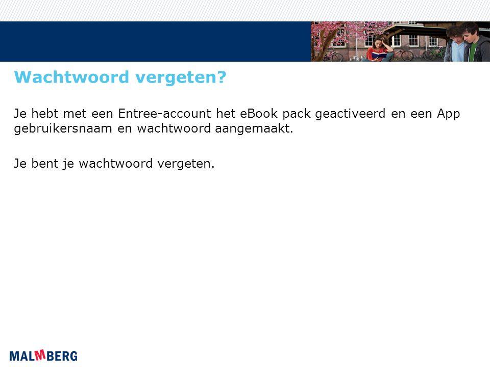 Inloggen Ga naar www.inloggenvo.malmberg.nl en klik aan de rechterzijde onder 'Direct Doen' op Inloggen via Entree.www.inloggenvo.malmberg.nl Let op: Ben je op dit moment ingelogd op de ELO (elektronische leeromgeving) van jouw school.