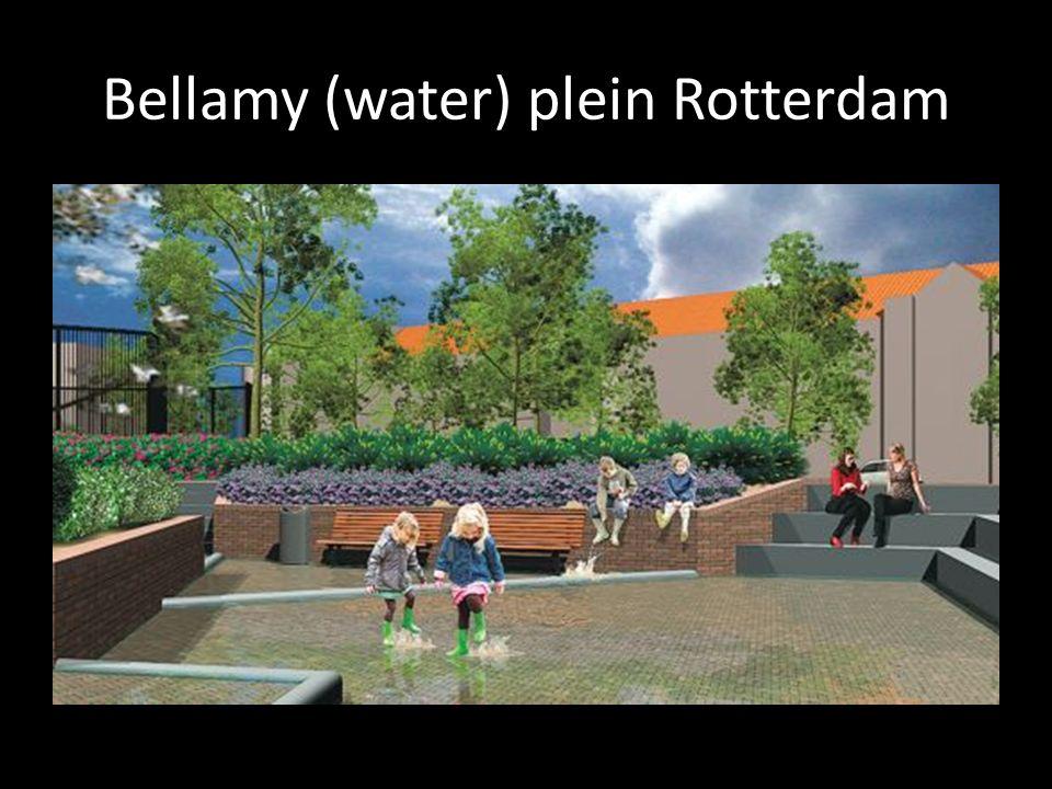 Bellamy (water) plein Rotterdam
