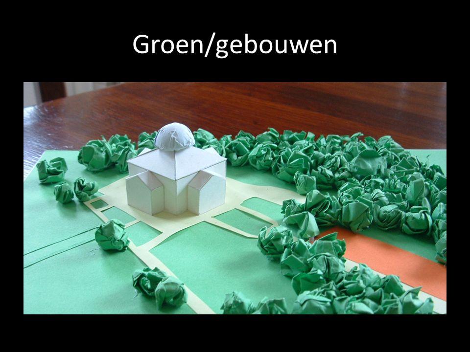 Groen/gebouwen