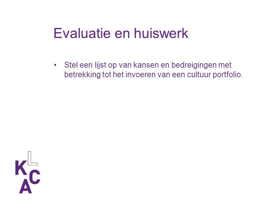 ICC Module Portfolio Bijeenkomst 2 Datum Naam trainer / instelling