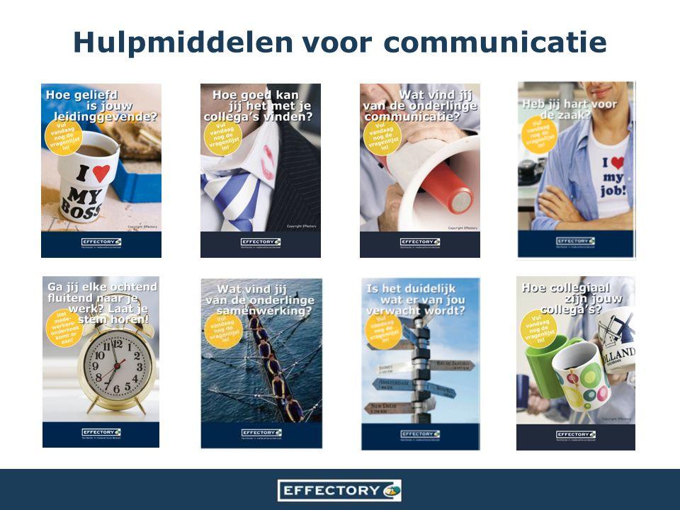 Hulpmiddelen voor communicatie