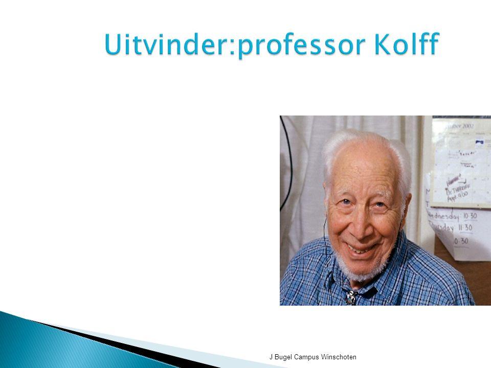 Uitvinder:professor Kolff