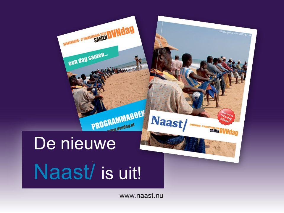 www.naast.nu.. De nieuwe Naast/ is uit!