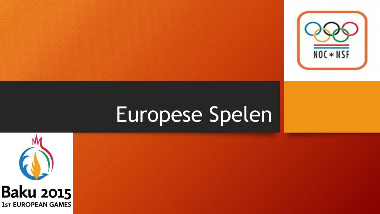 Europese Spelen