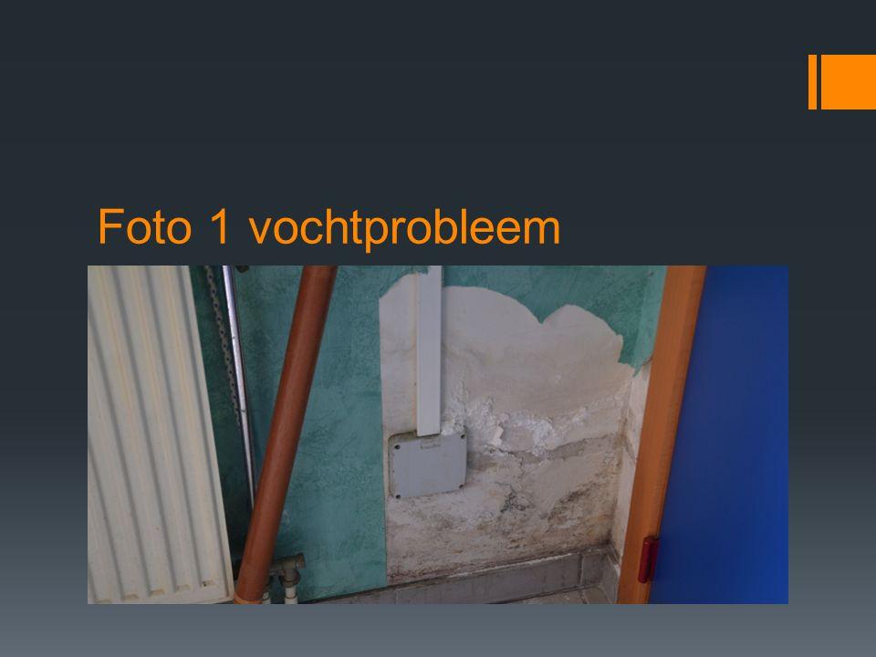 Foto 1 vochtprobleem