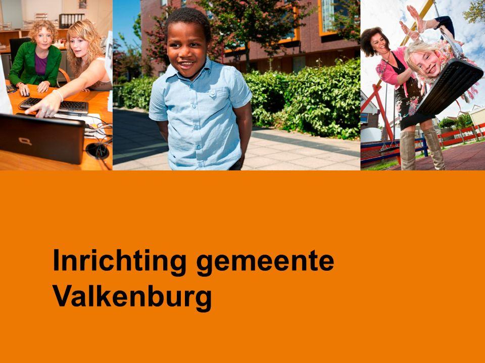 Inrichting gemeente Valkenburg