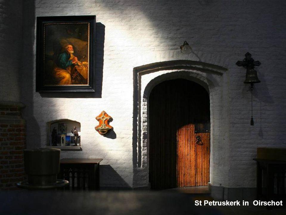 De oude molen in Oudemolen